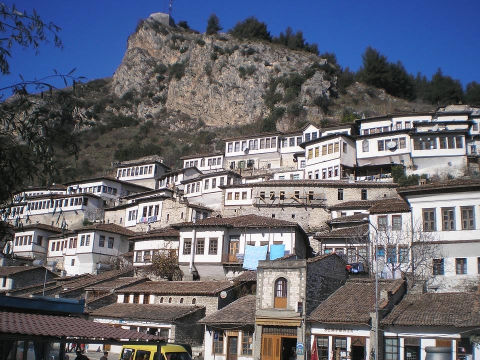 Explore the Castle in Berat