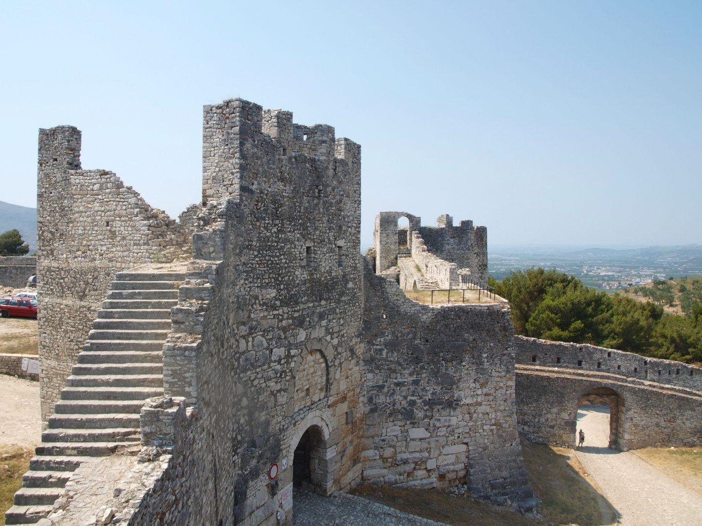 Castle in Berat