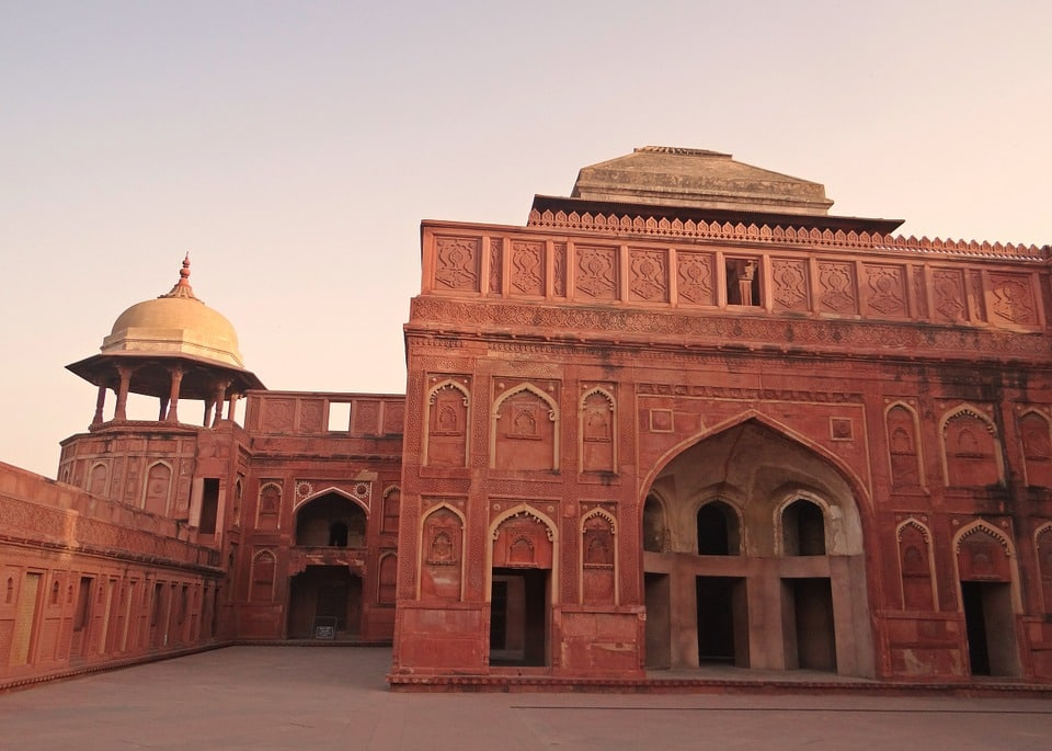 Agra Fort, Agra