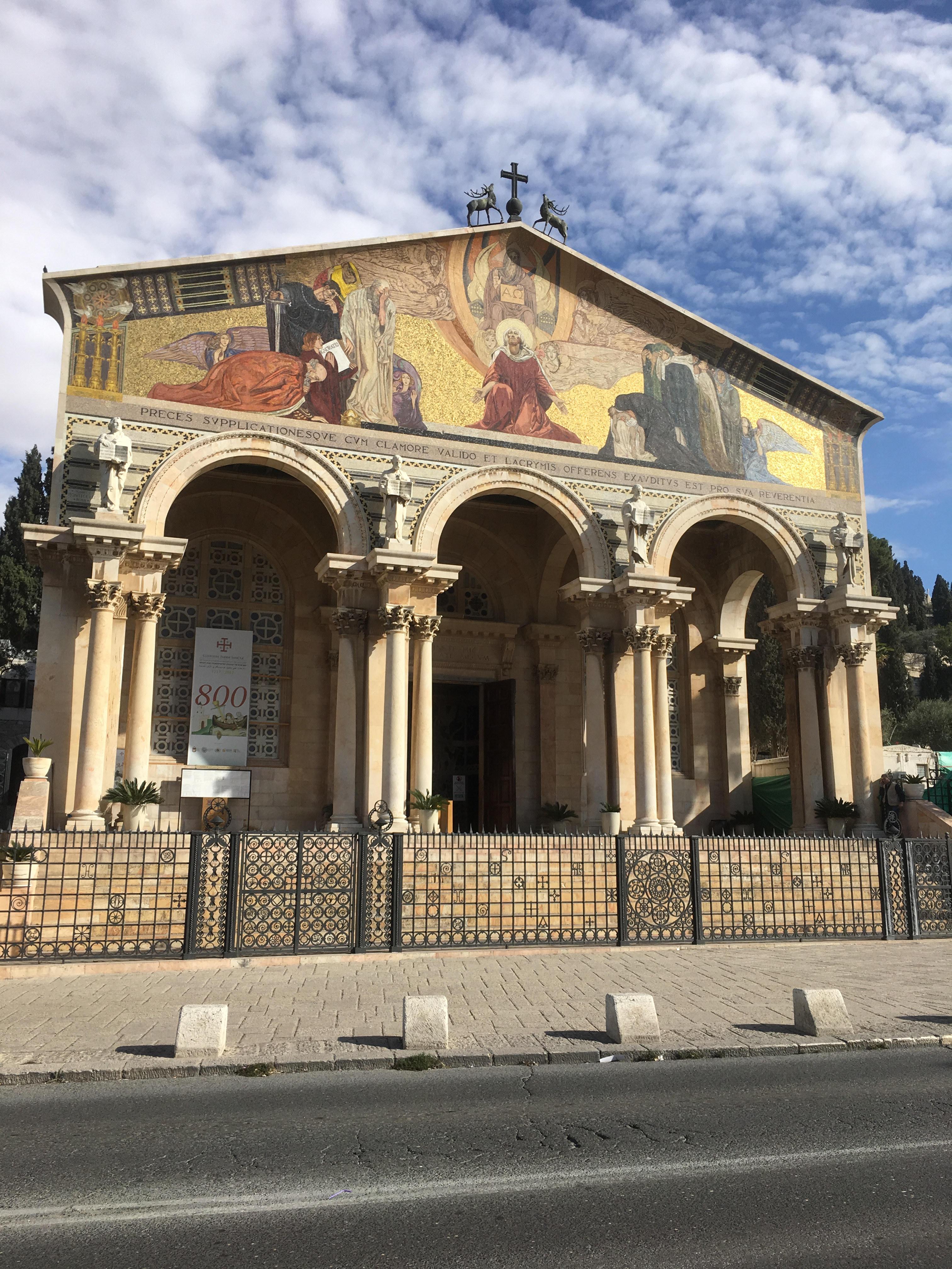 Basilica of the Agony