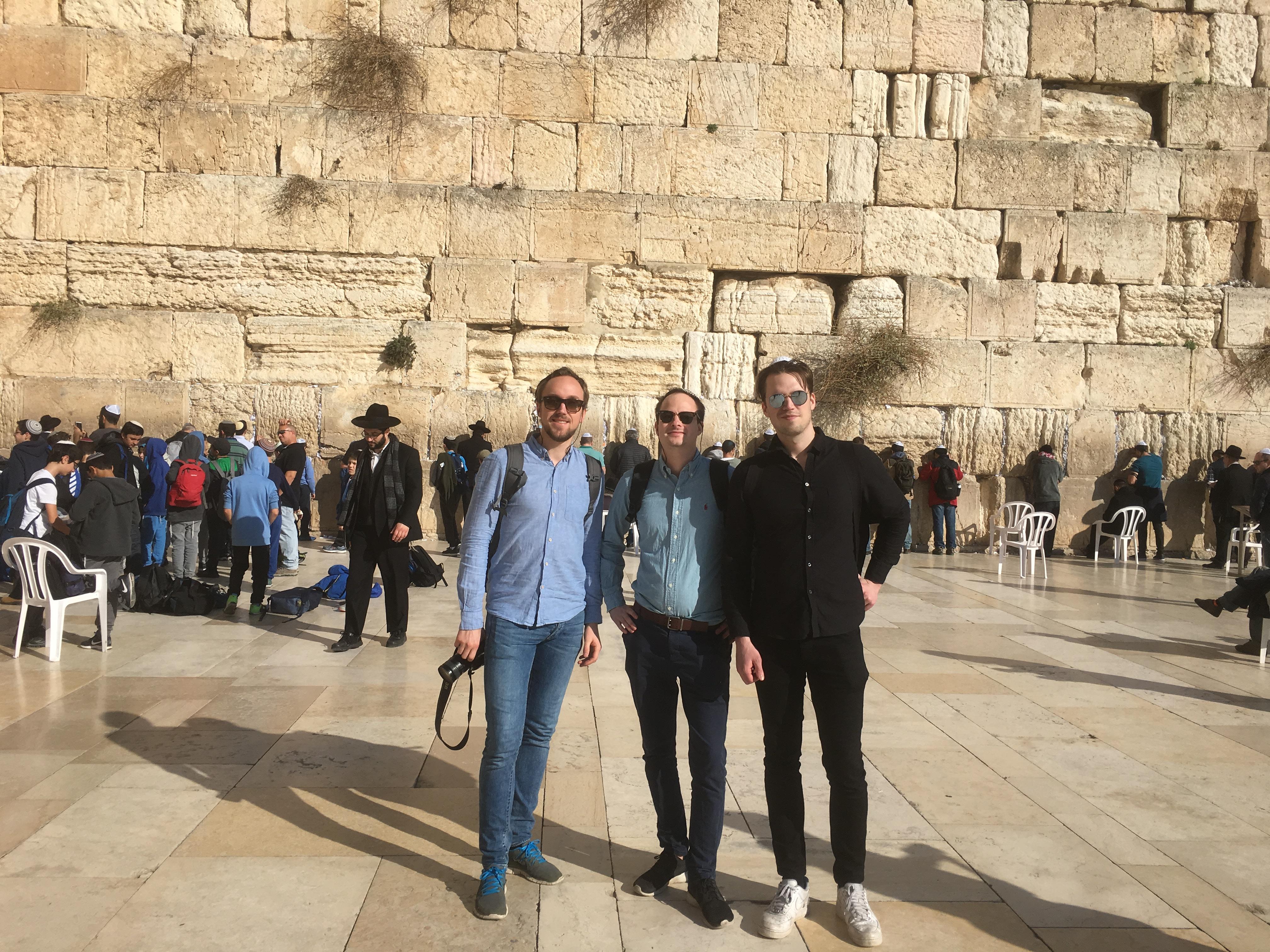 Jerusalem world center