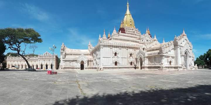 Spiritual tour in Mayanmaar