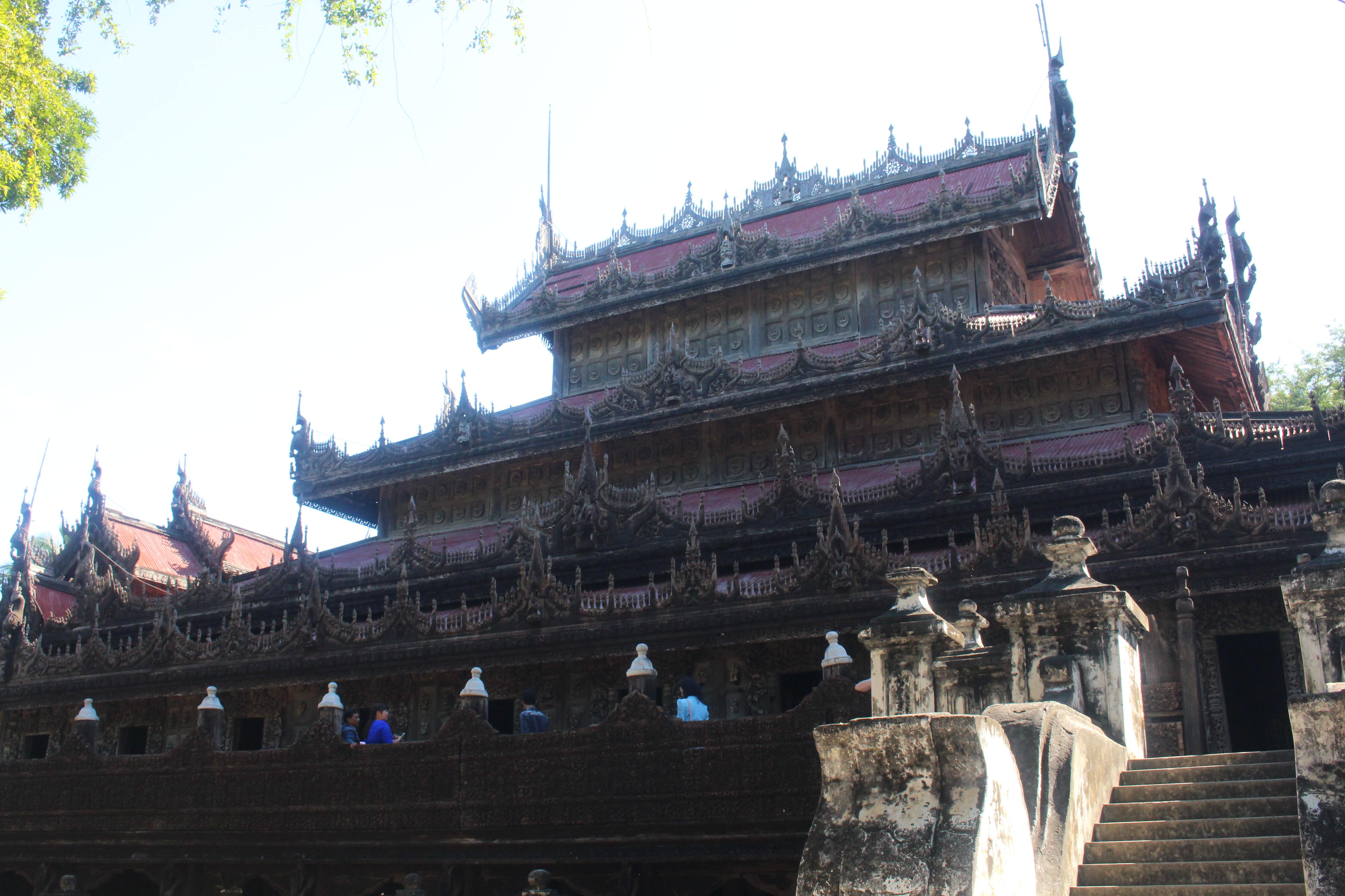 Golden Palace Monastery