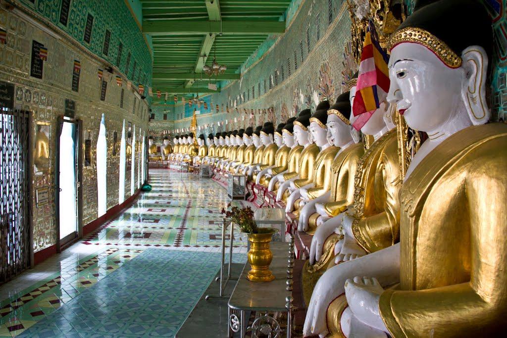 U Min Tho Sel Pagoda