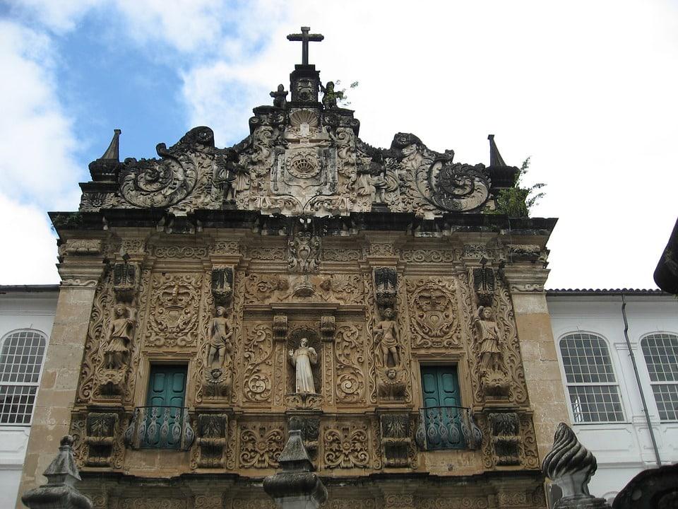 Catholic Church of the Ordem Terceira de São Francisco