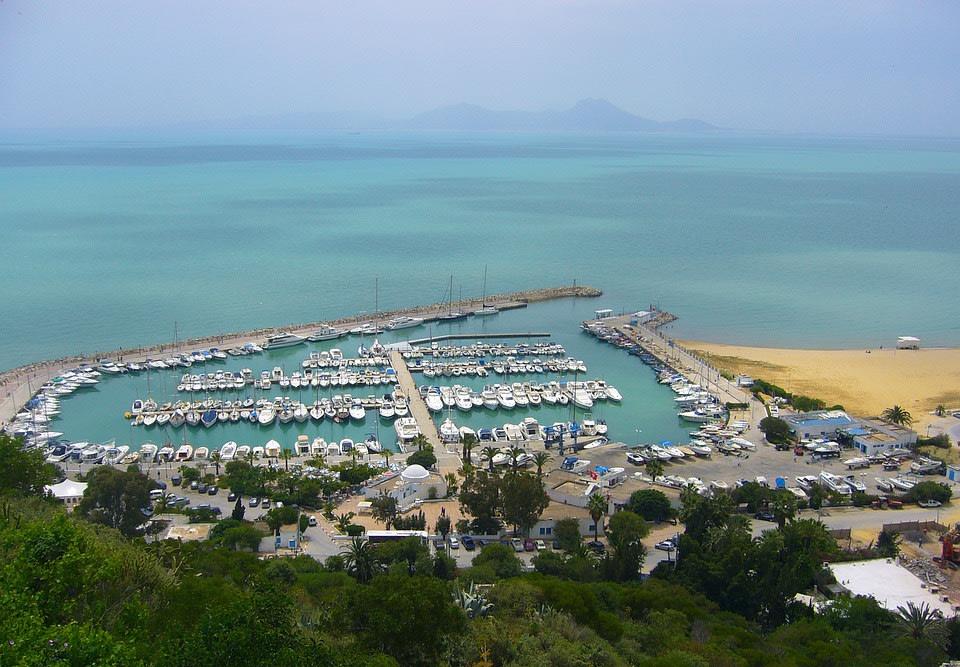 Sidi Bou Said Port