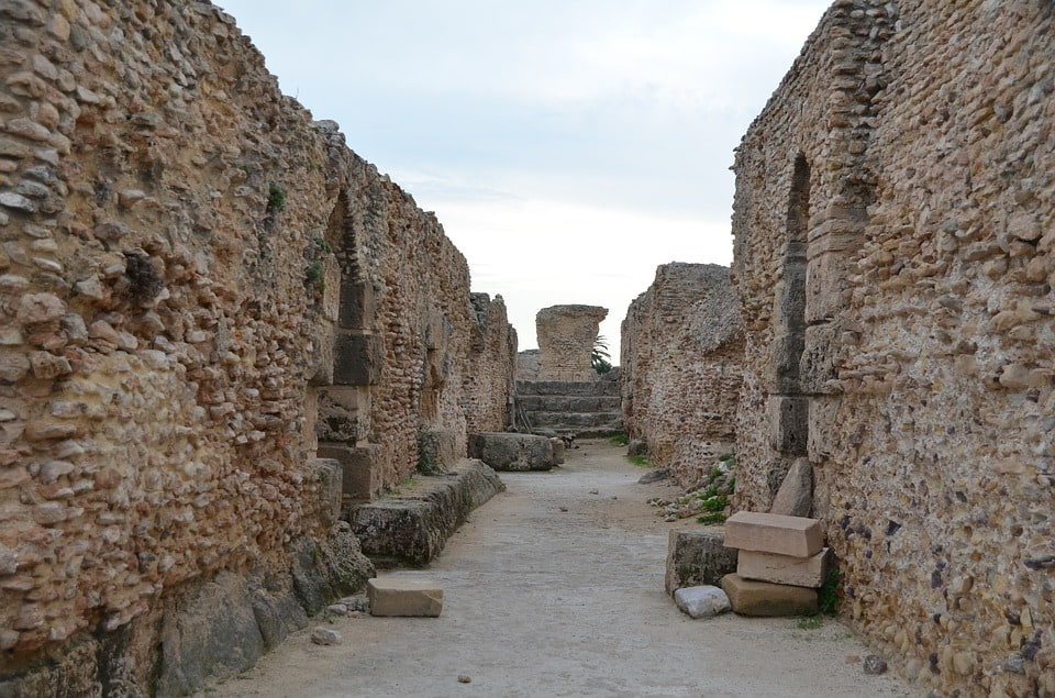 Carthage city