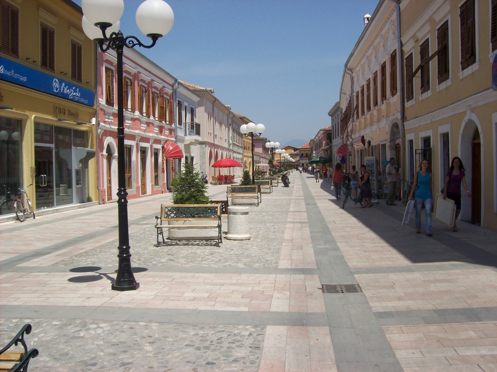 Shkoder Local Street
