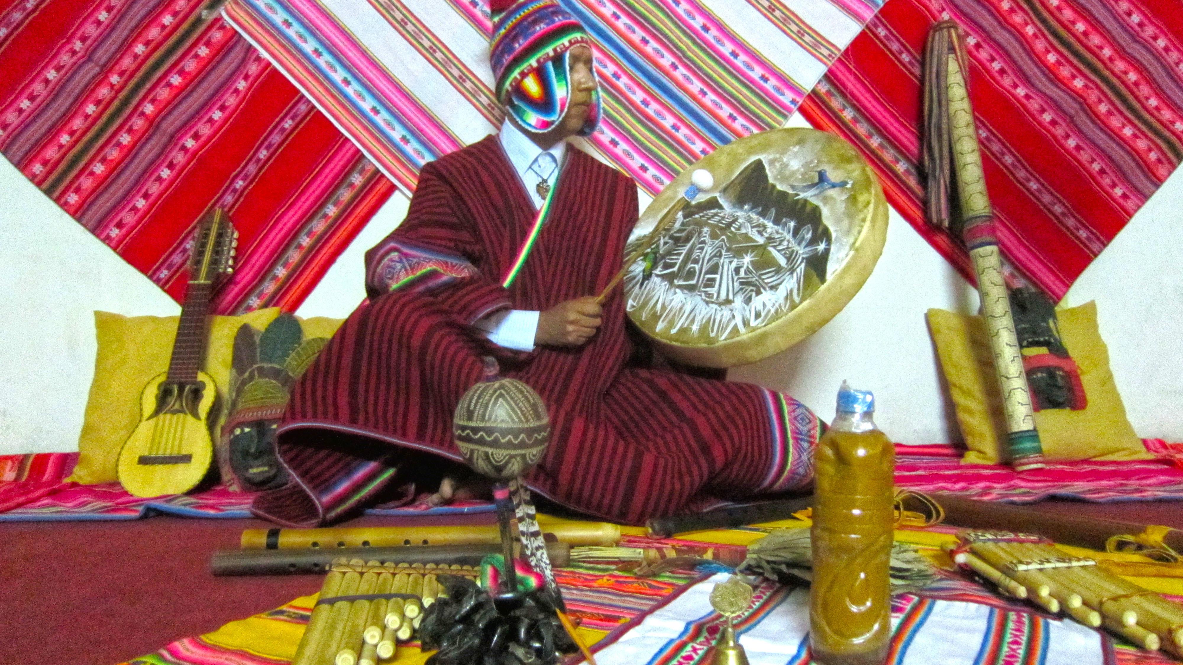 Ayahuasca Ceremony In Lima, Peru