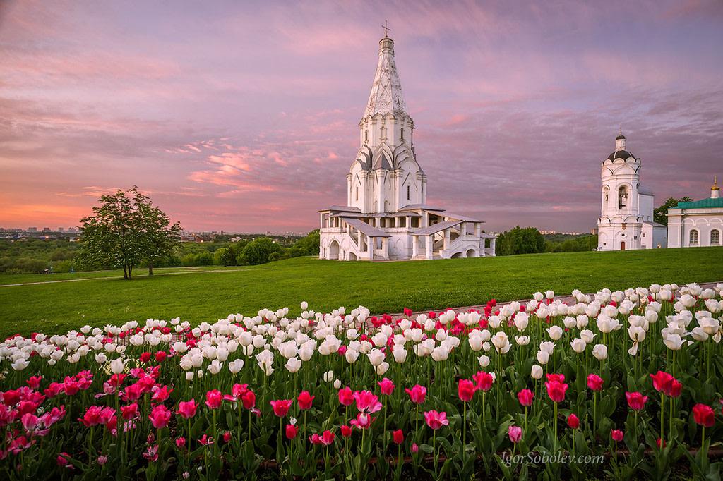 Kolomenskoye Church Of The Ascension