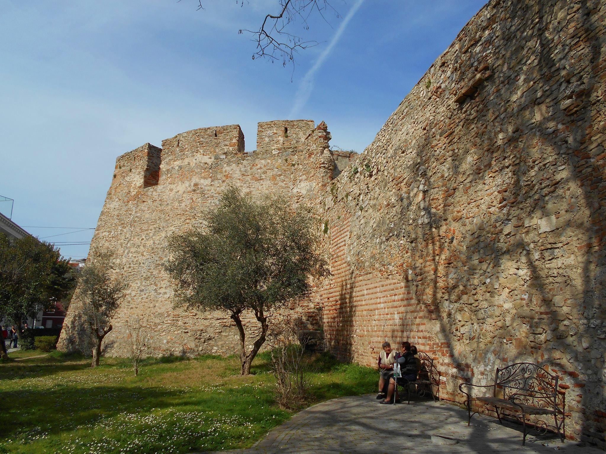 Durres City Walls