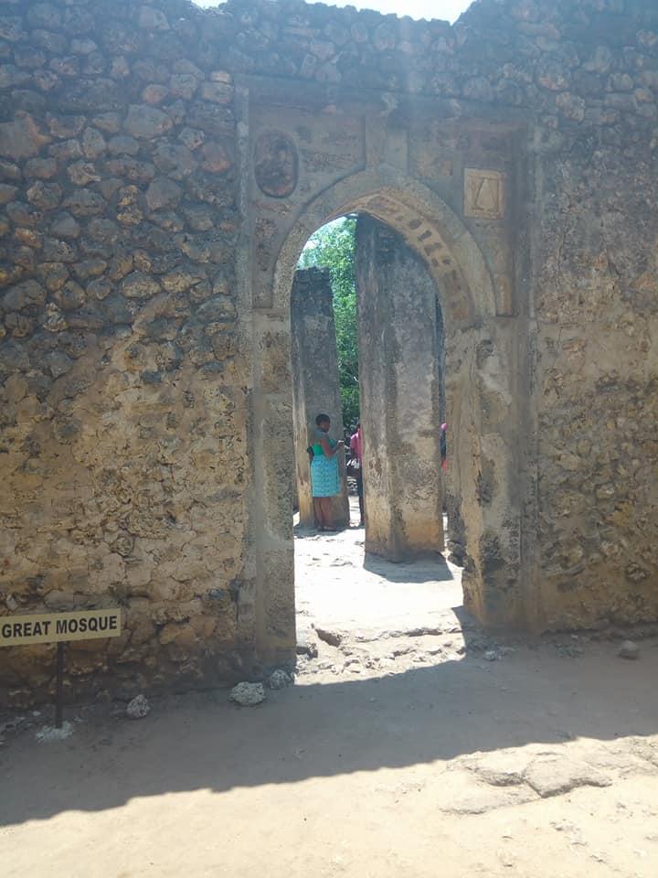 Gede Ruins In Kenya
