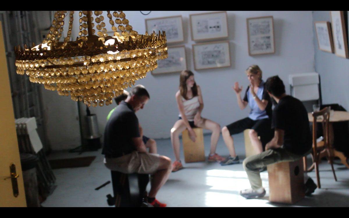 Flamenco Drum Box Workshop
