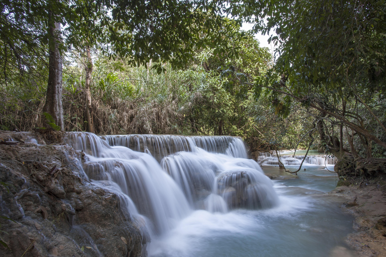 Kouangsi waterfall, Laos