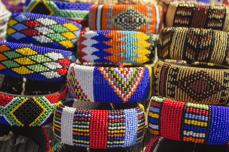 Traditional beaded jewellery