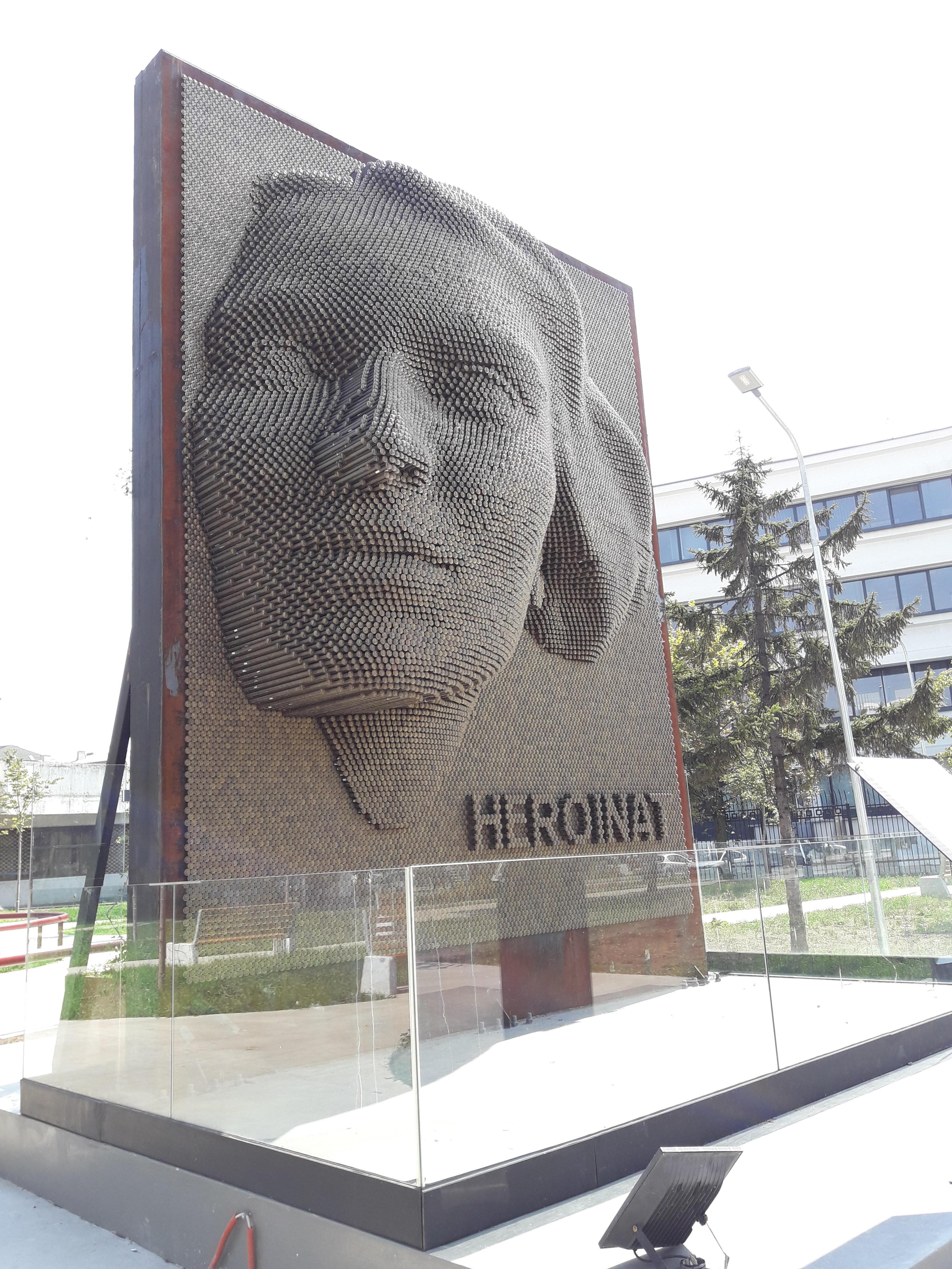 Heroinat Memorial