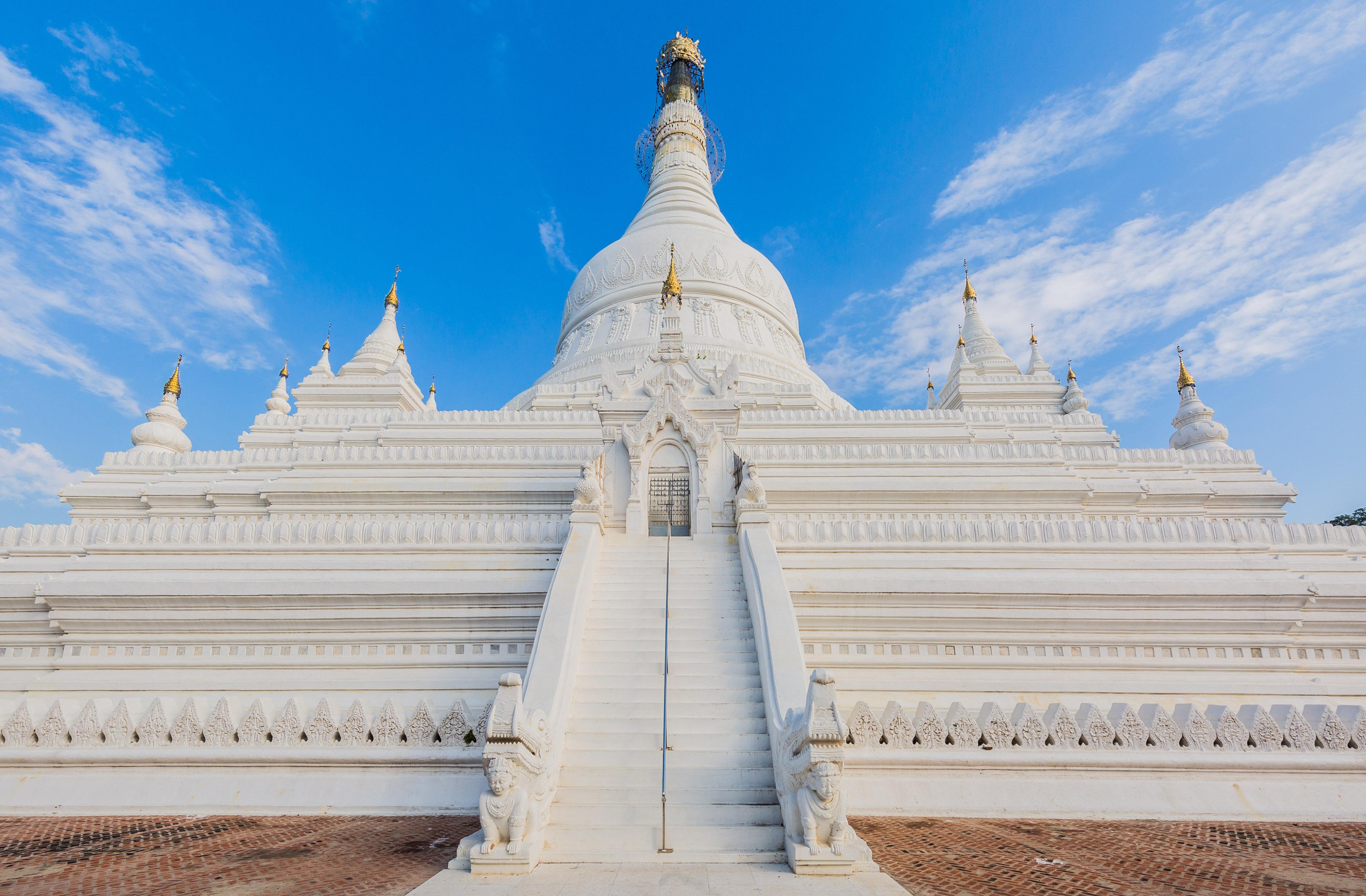 View the Outstanding Pathodawgyi Pagoda