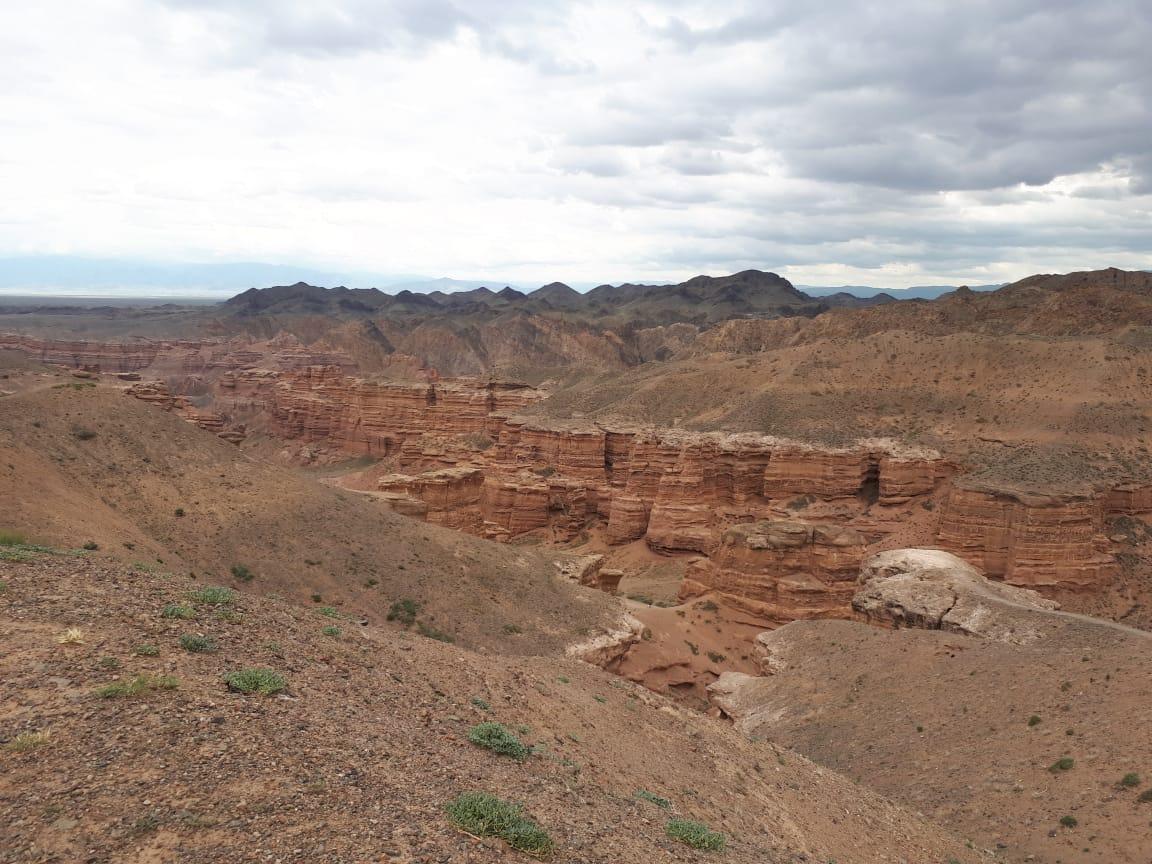Explore the Splendid Charyn canyon