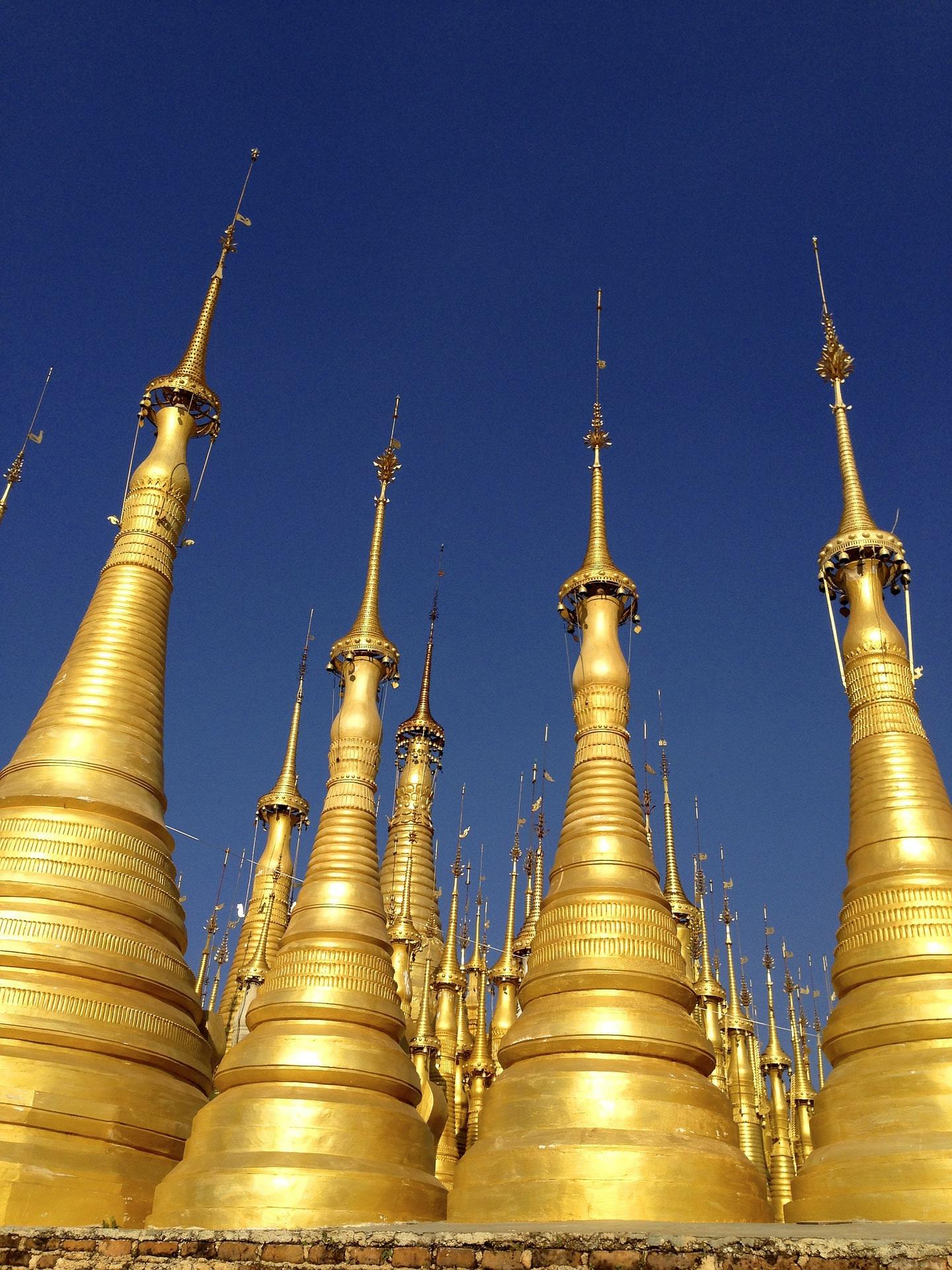 Shwesayan Pagoda