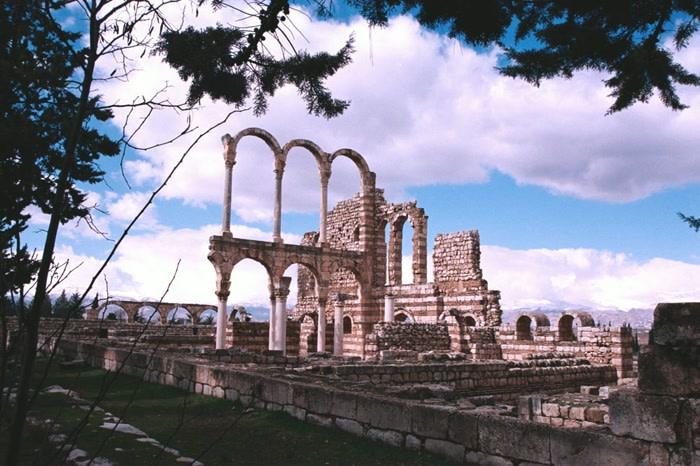 Anjar Castle