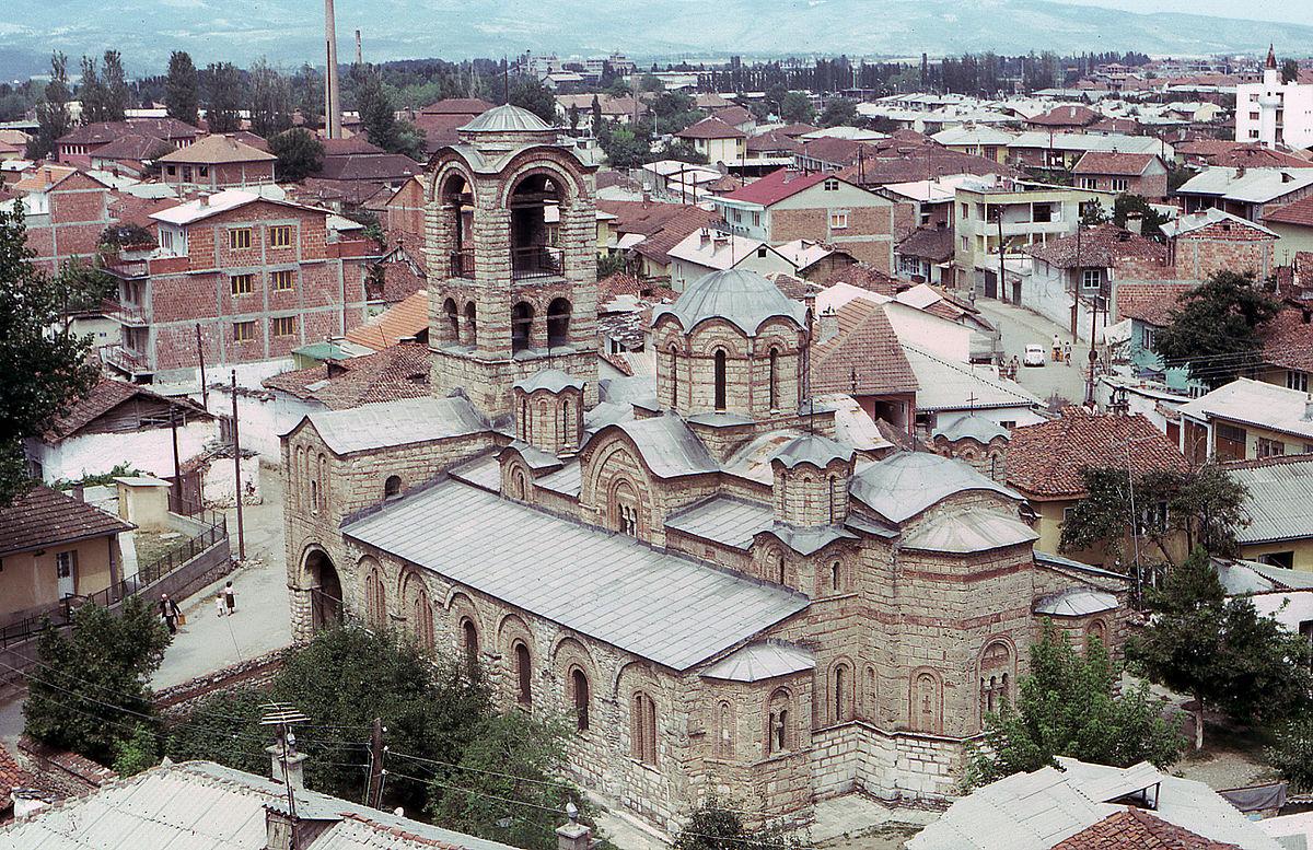Ljevisha Church