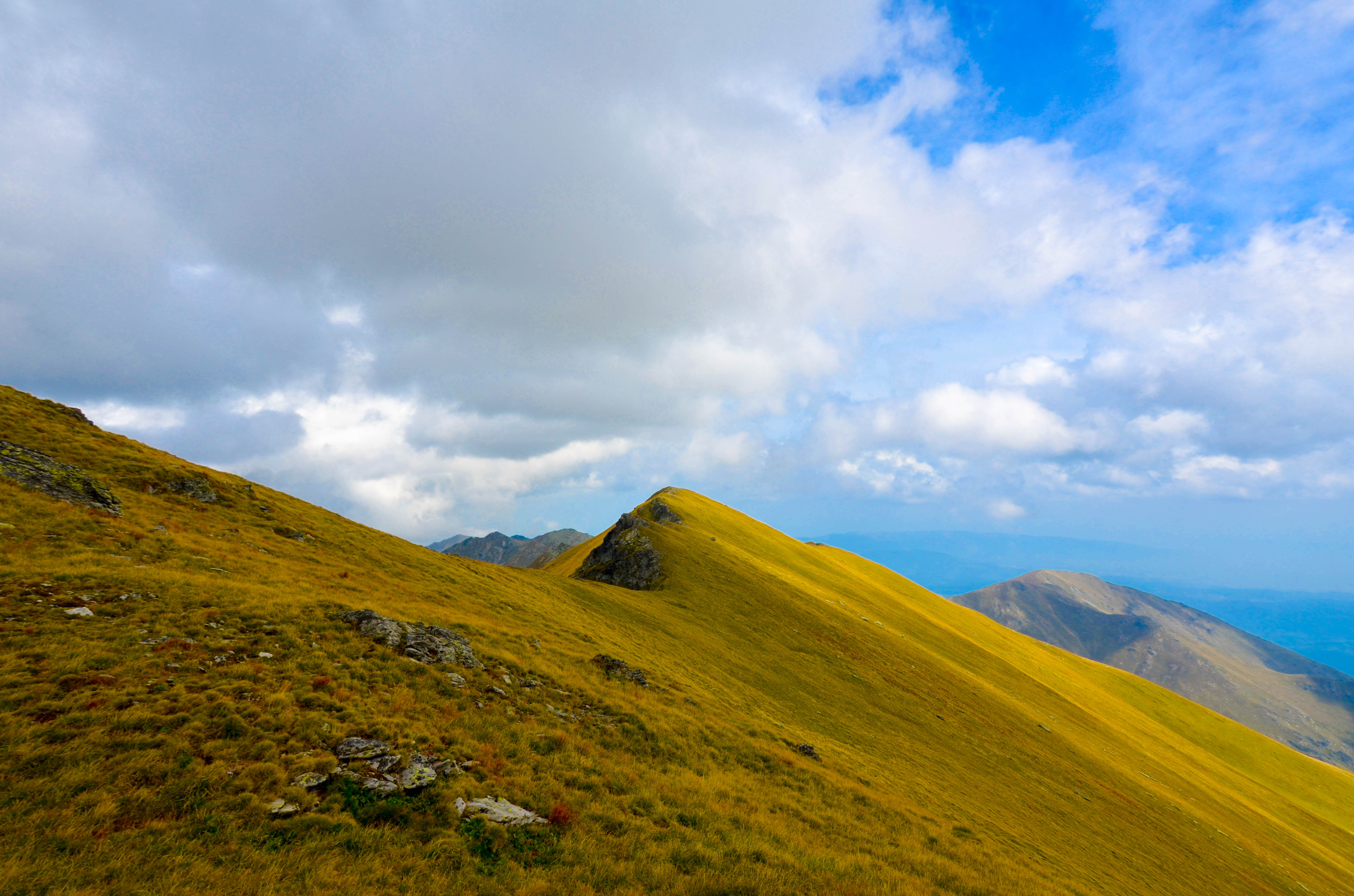Bistra Peak at an altitude of 2651m