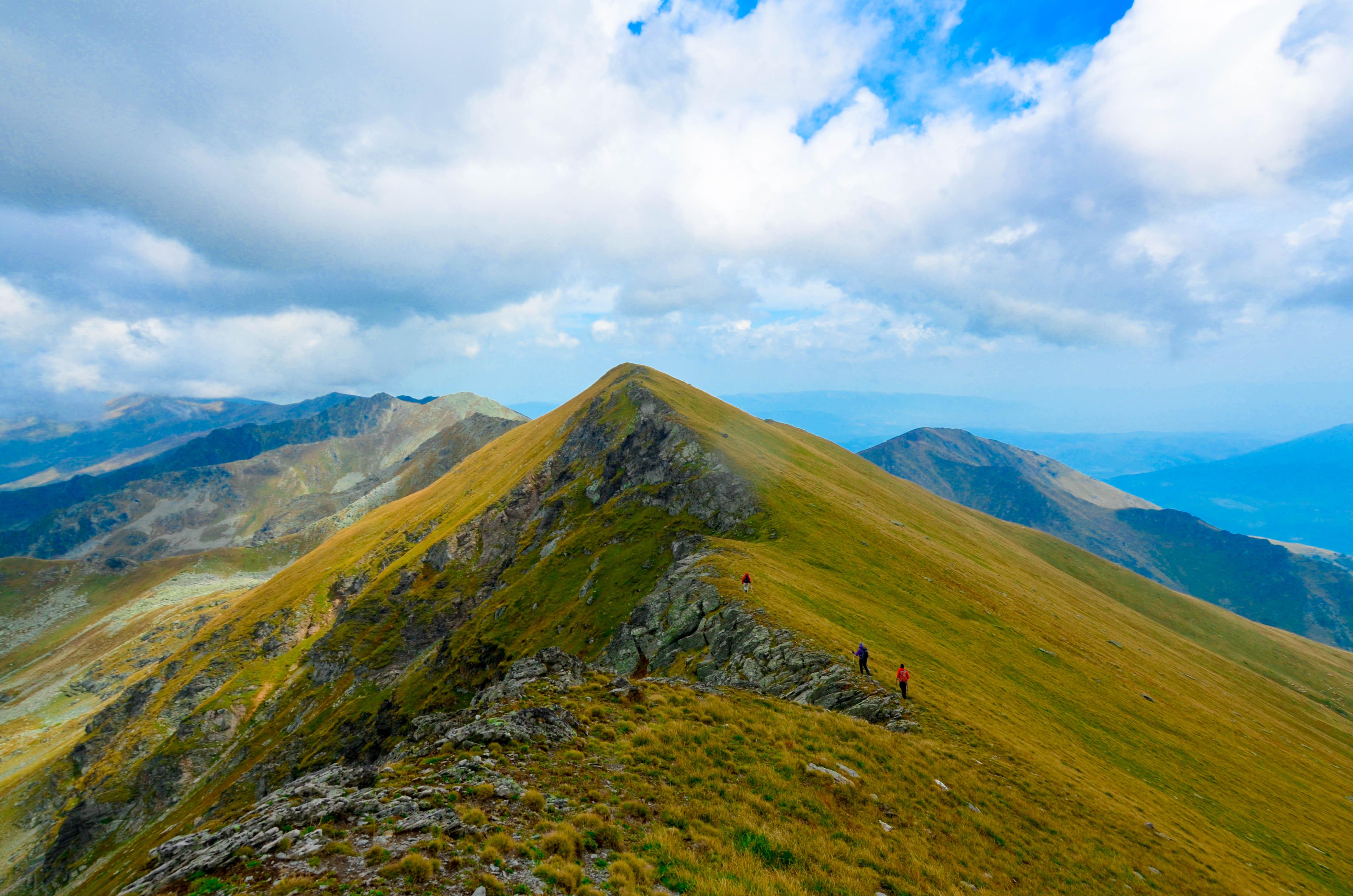 Hiking the Sharr Mountains