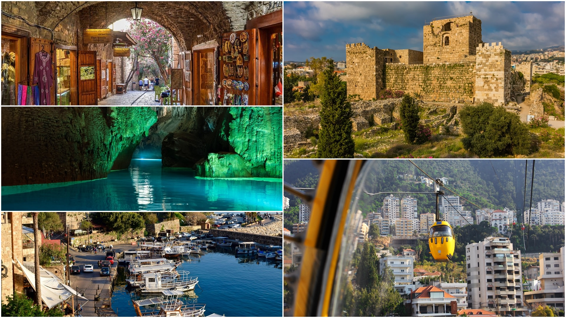 Explore the highlights of Beirut