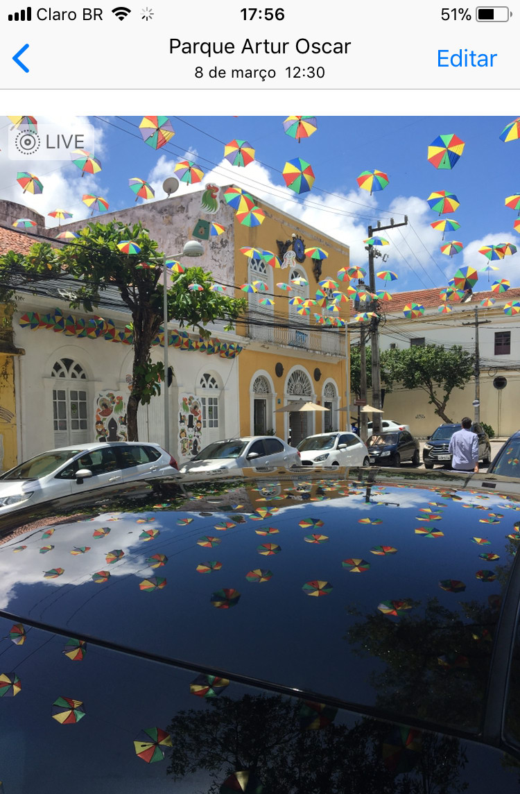 Recife Antigo (old town)