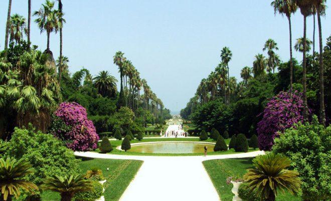 Hamma Botanical Garden