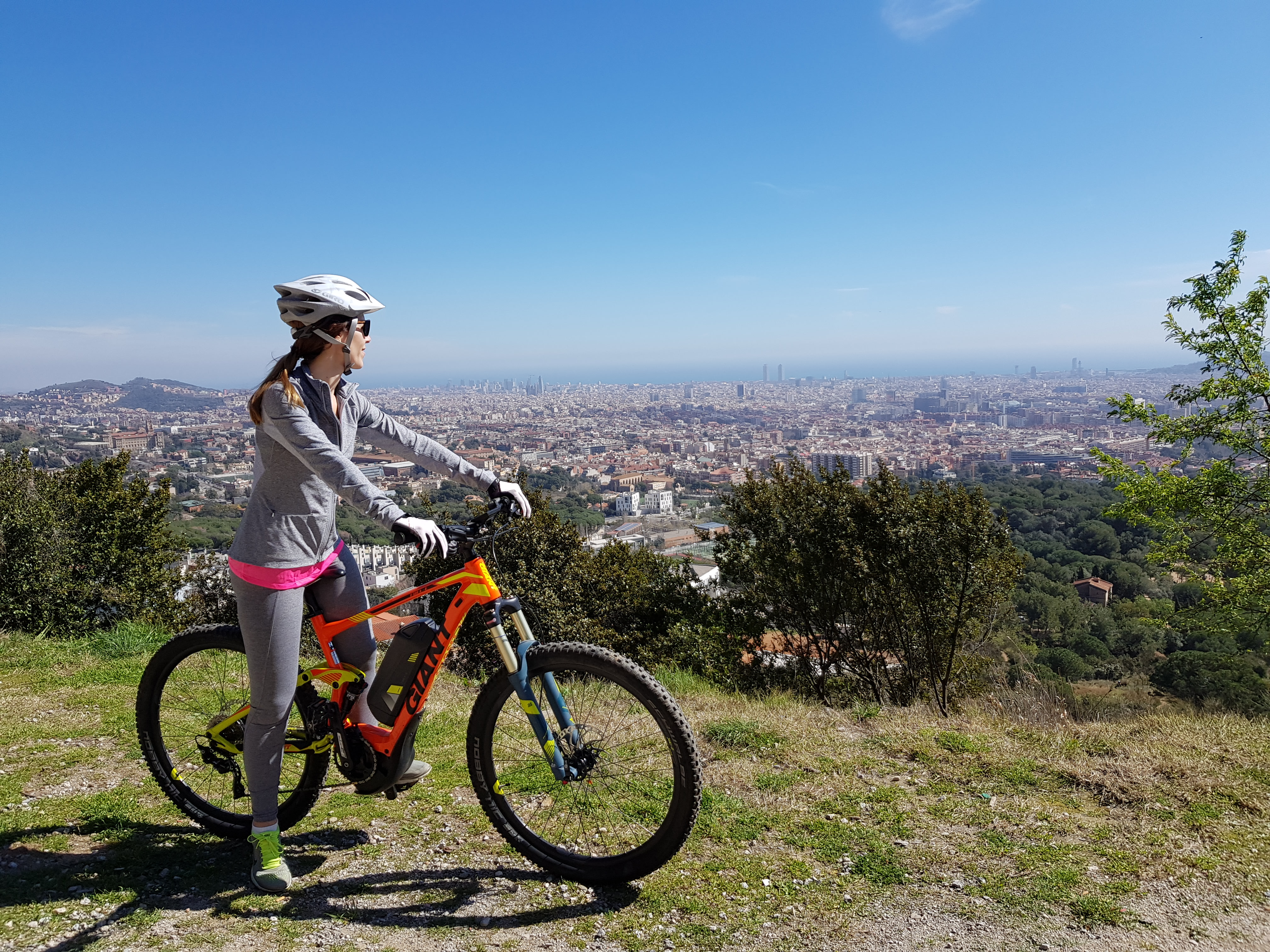 Cycling Tour In Barcelona, Spain