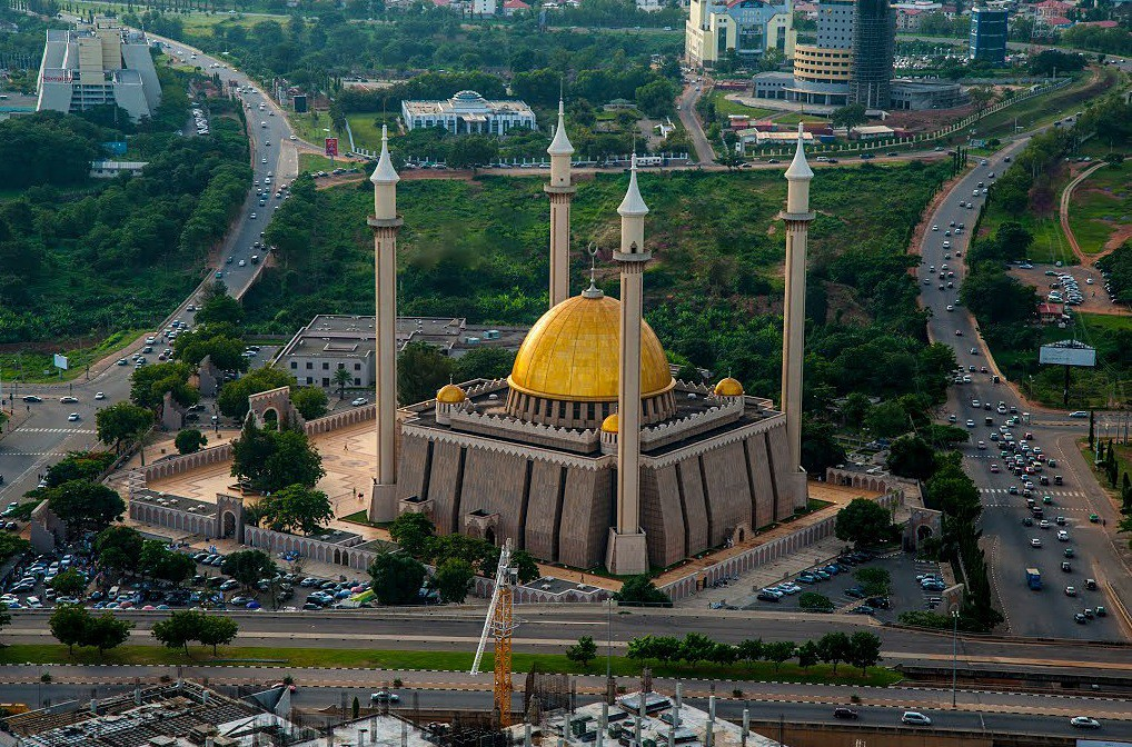 Visit the Great Abuja National Mosque