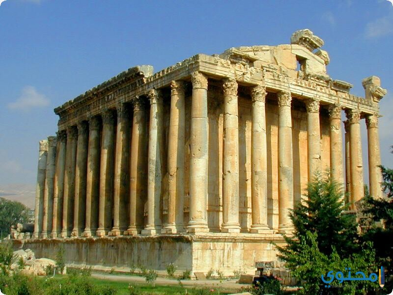 Visit the Remarkable Temple of Bachus