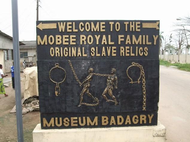 Slave Trade Relics