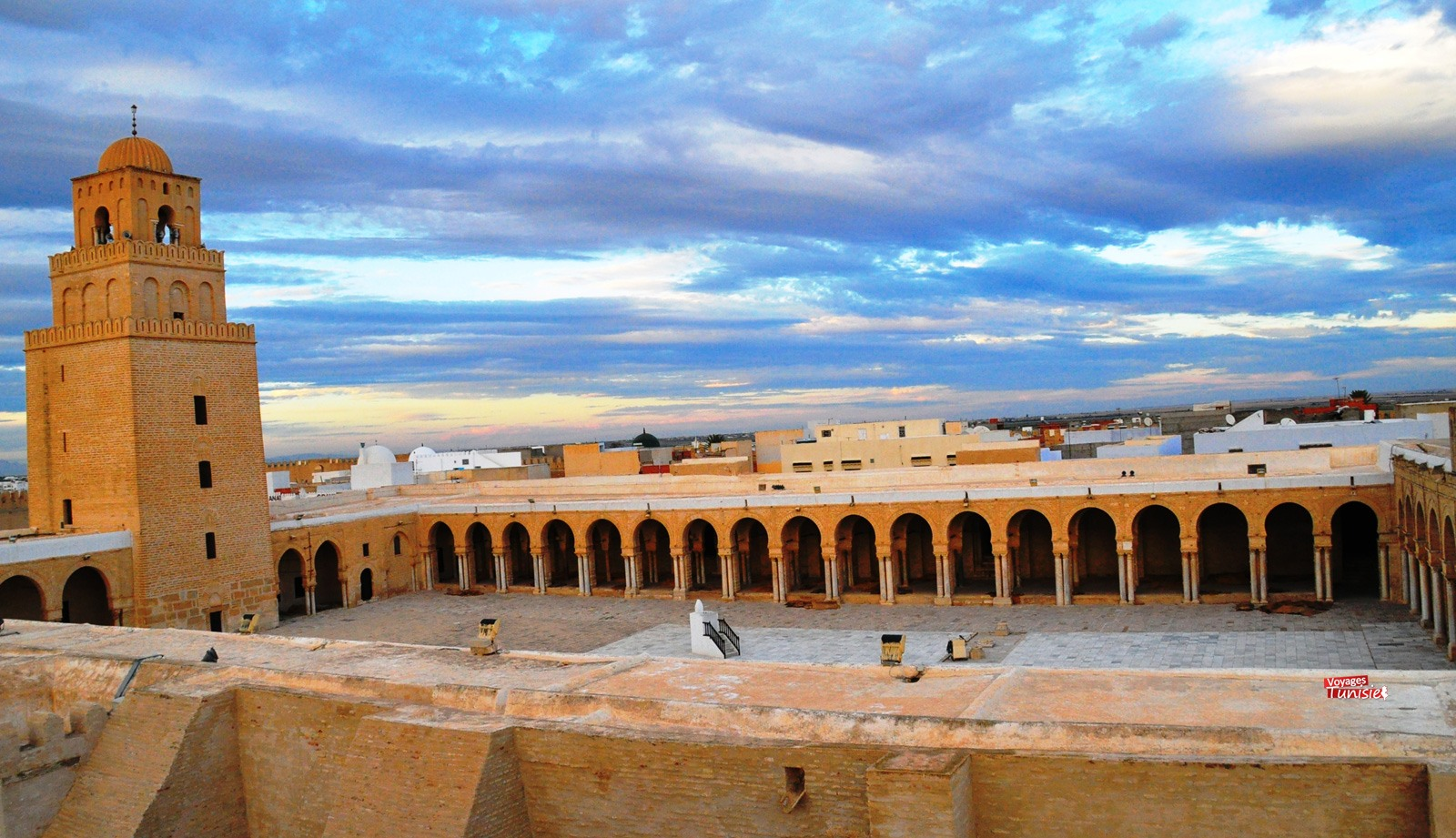 Visit the Sacred Mosque of Uqba