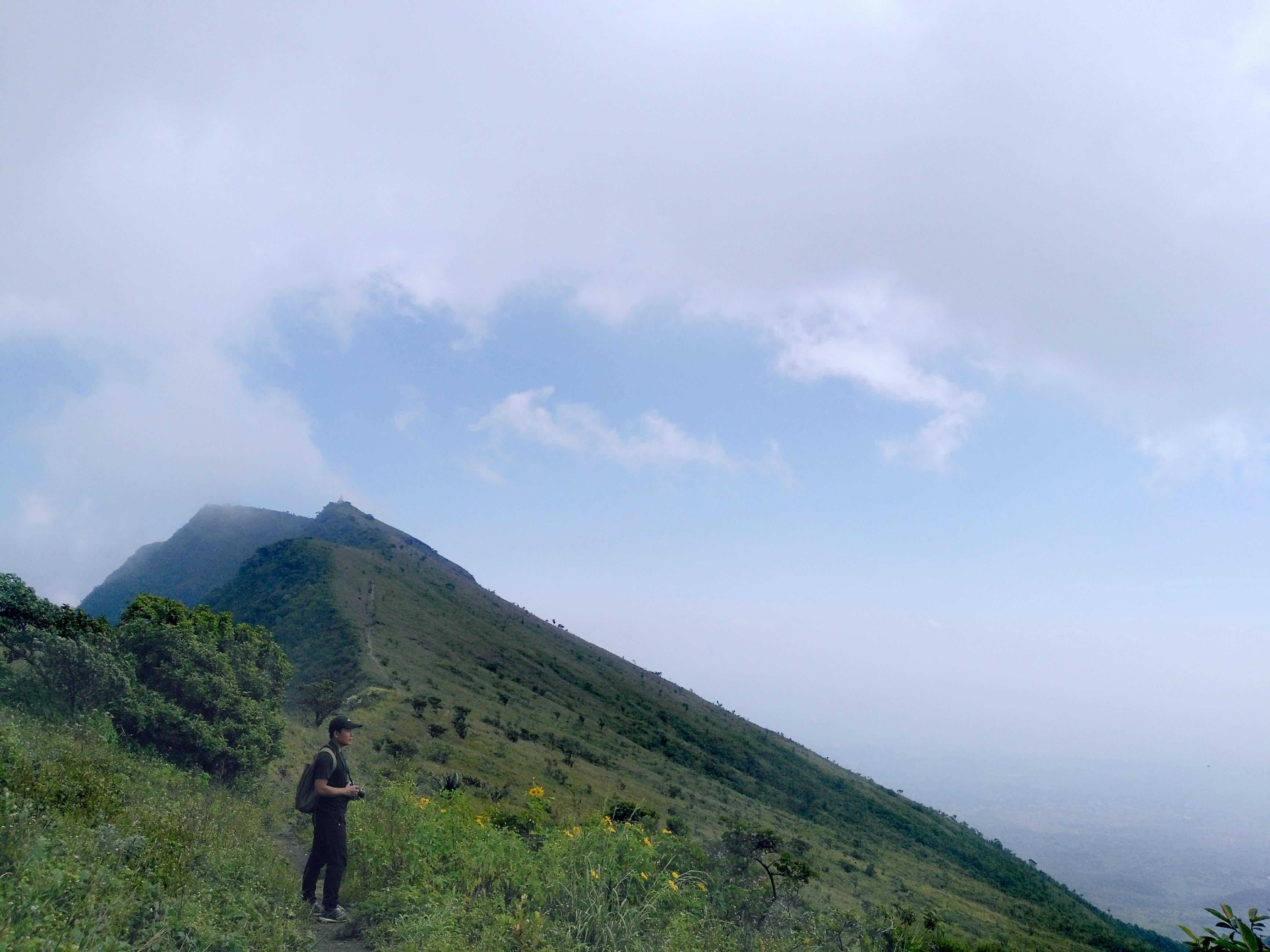 Enjoy trekking