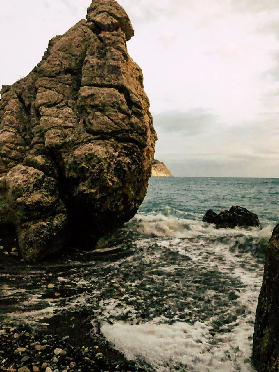 Visit the Rock of Aphrodite in Paphos
