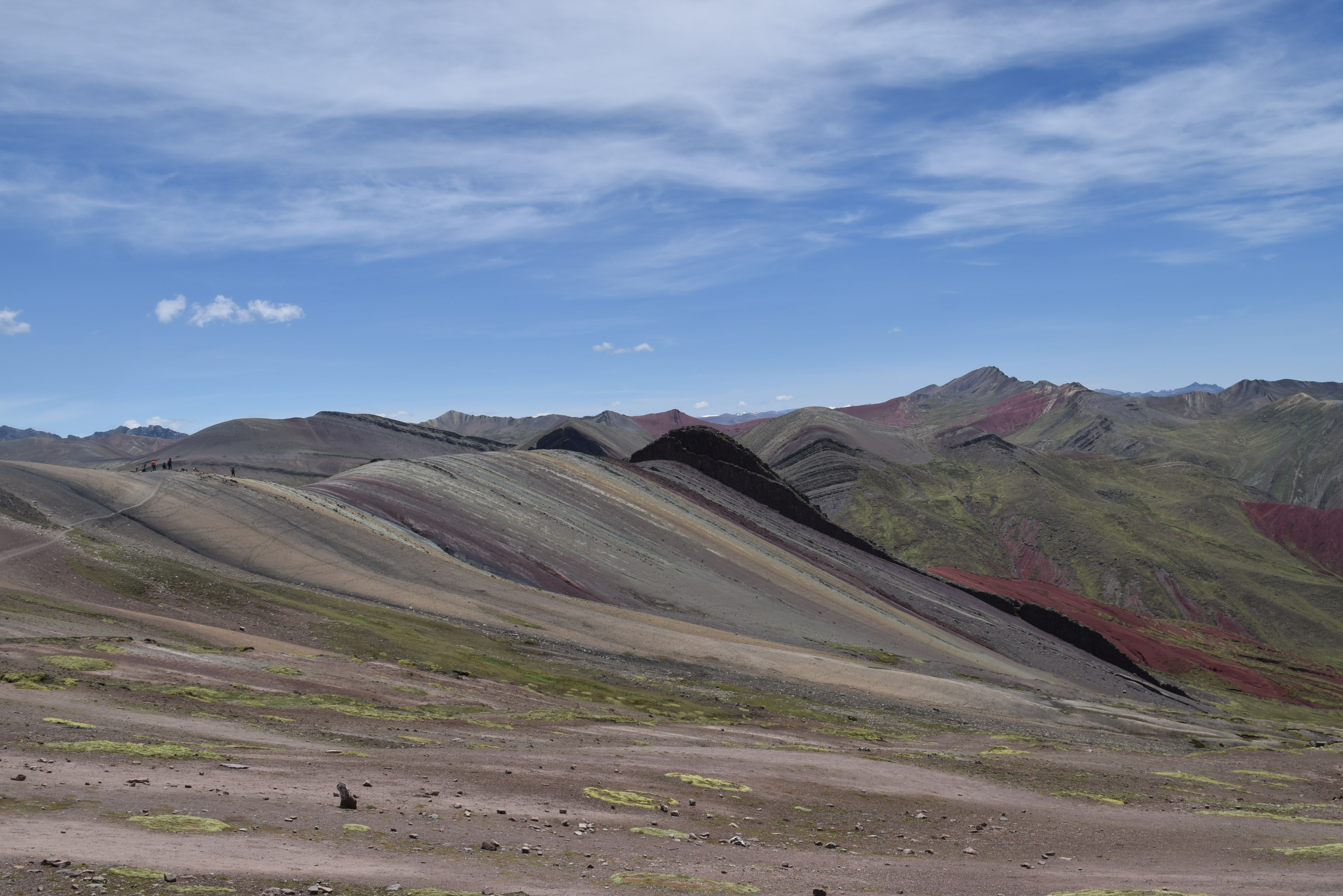 Palccoyo - Rainbow Mountains