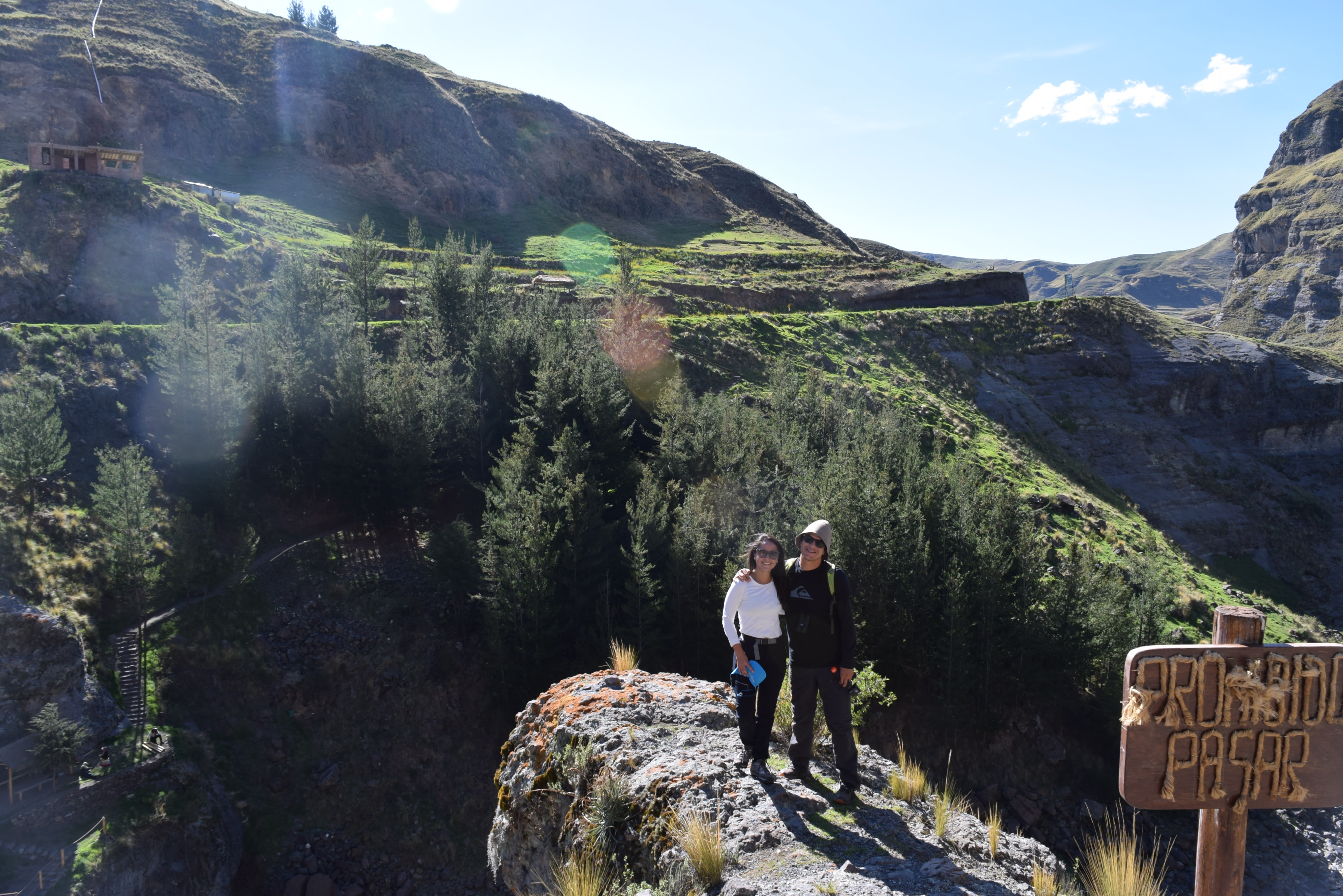 Visit the majestic Valley of Inca in Peru