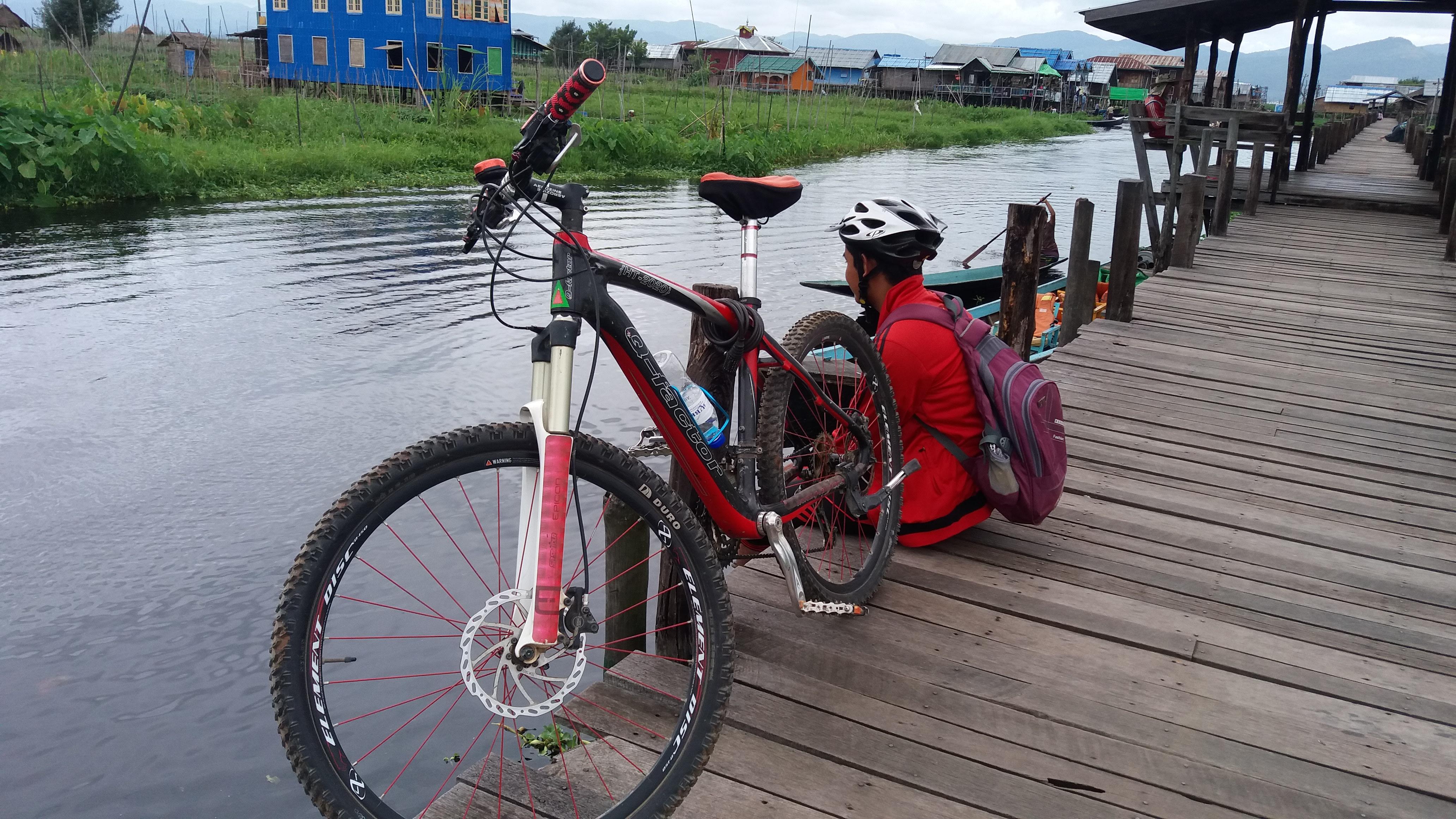 Cycling Tour.