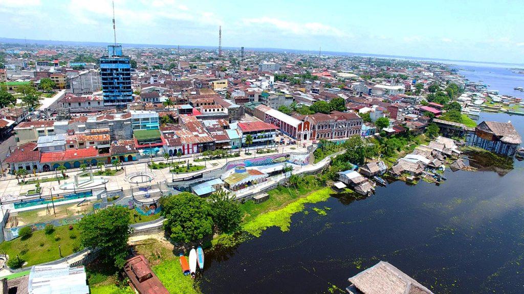 Iquitos city