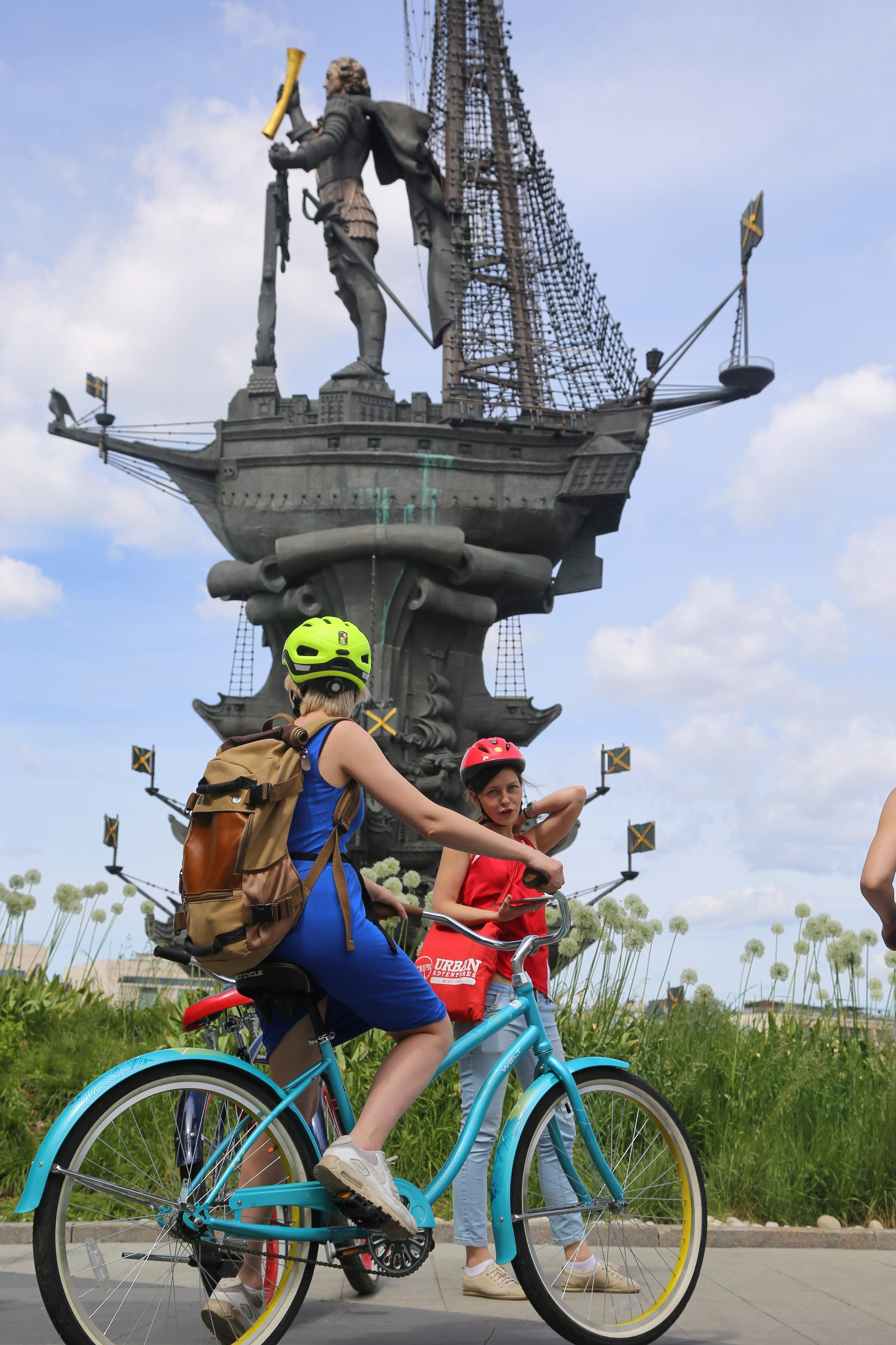 Bike explores