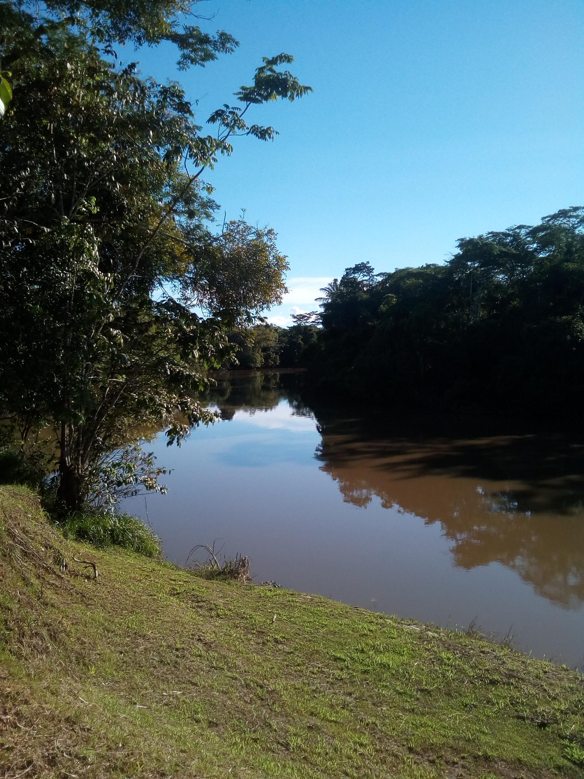 Yanayacu river