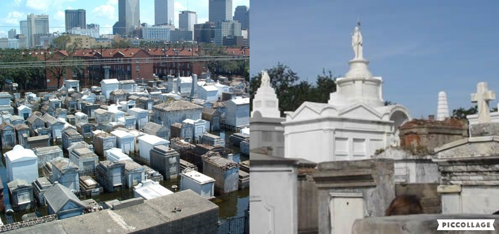 Cities of the Dead, St. Louis Cemetery
