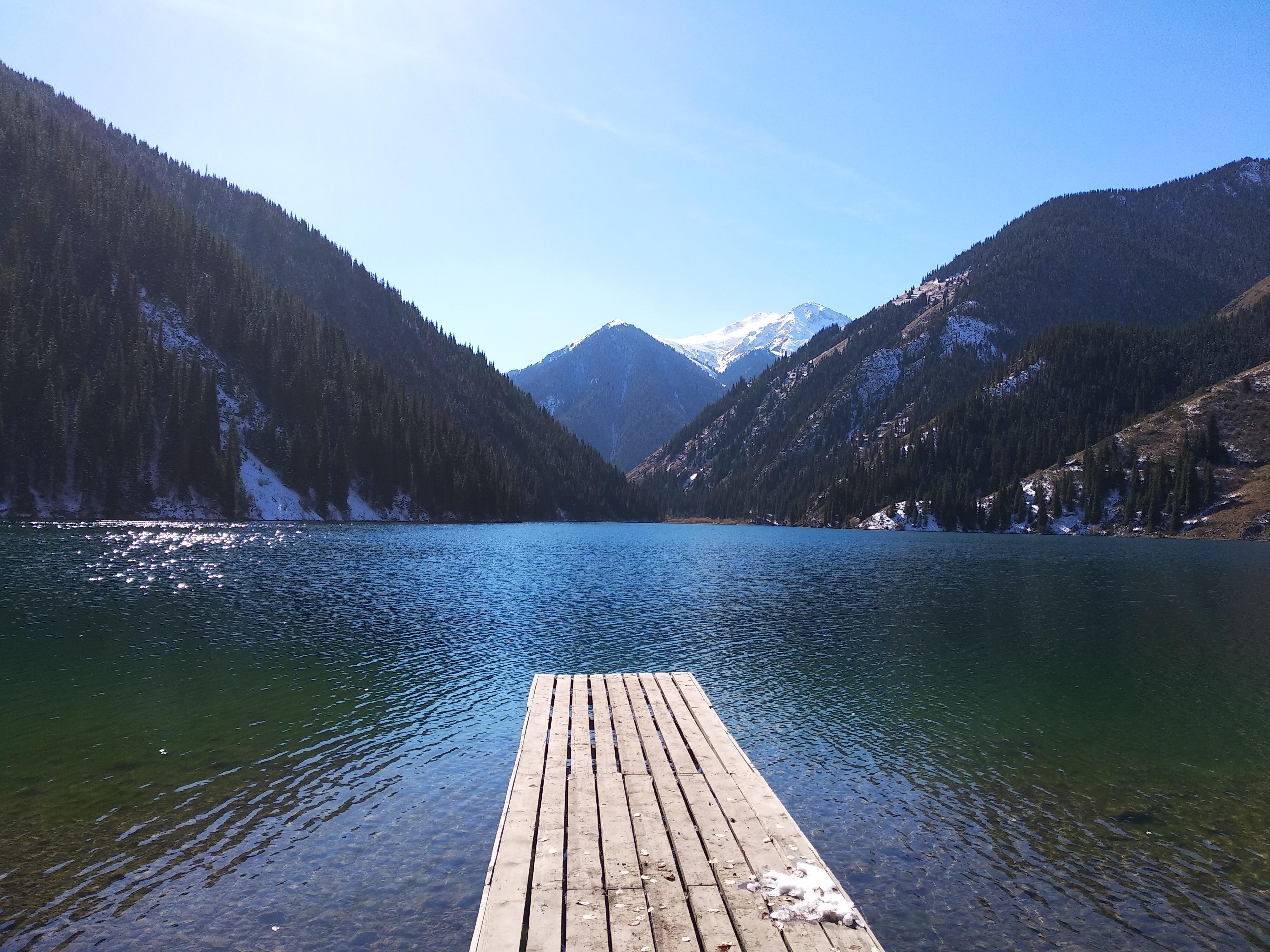 Kolsay lake