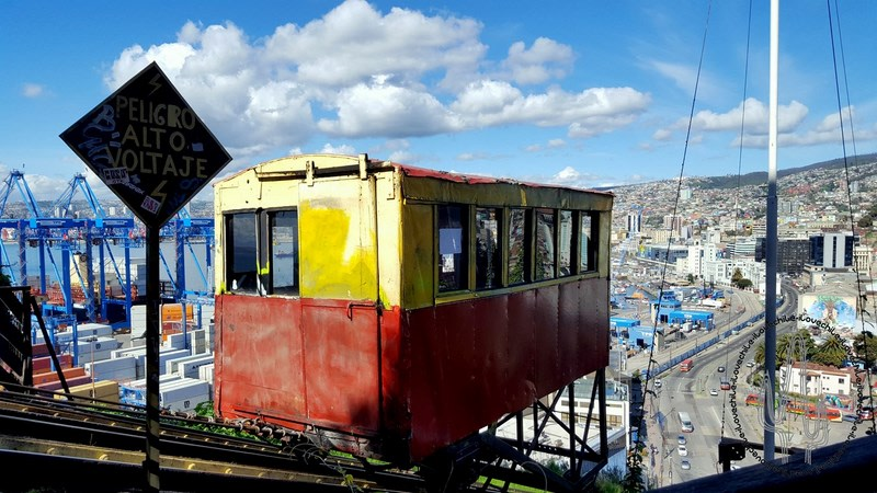 Valparaiso City View