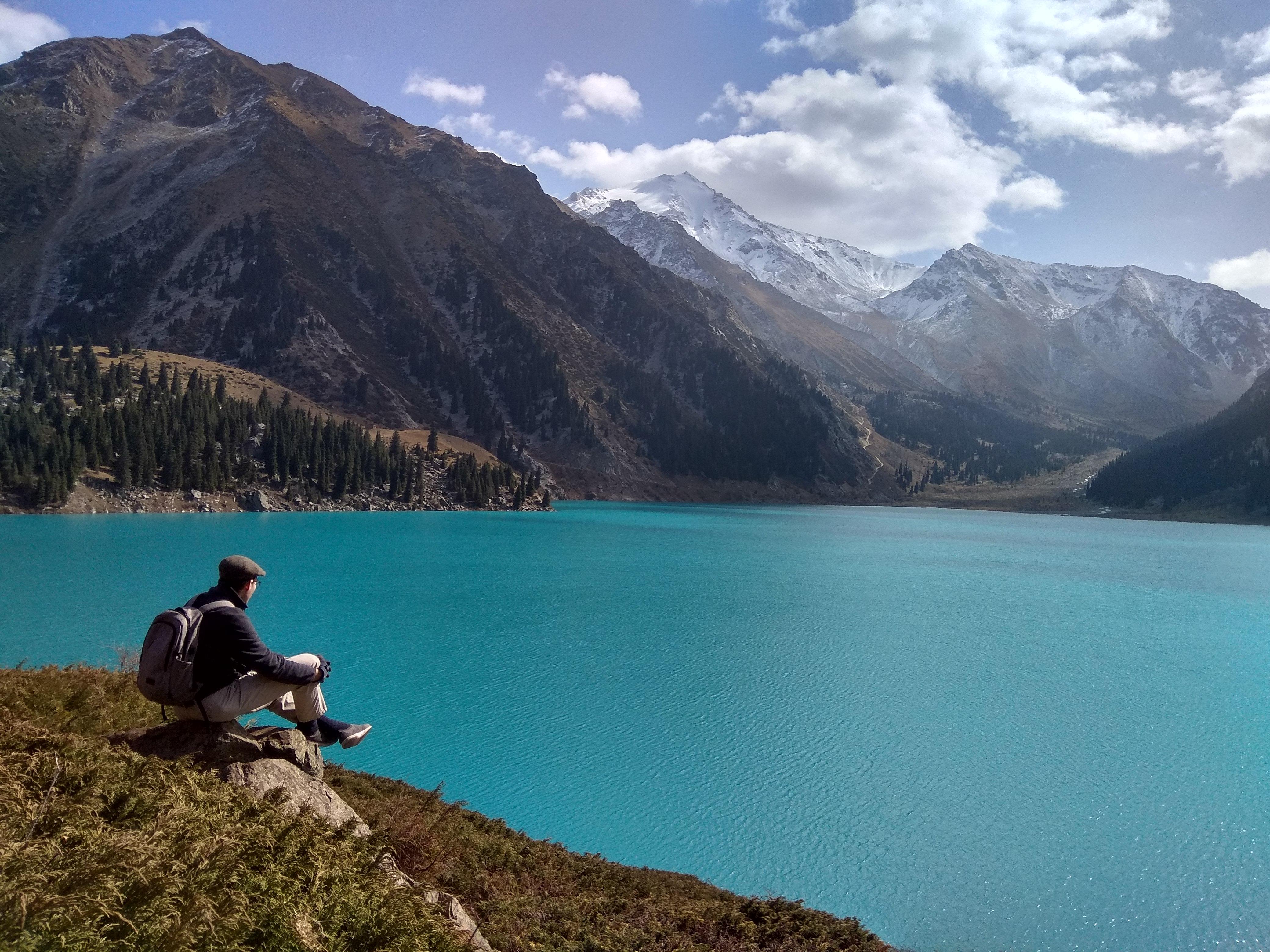 Almaty Lake