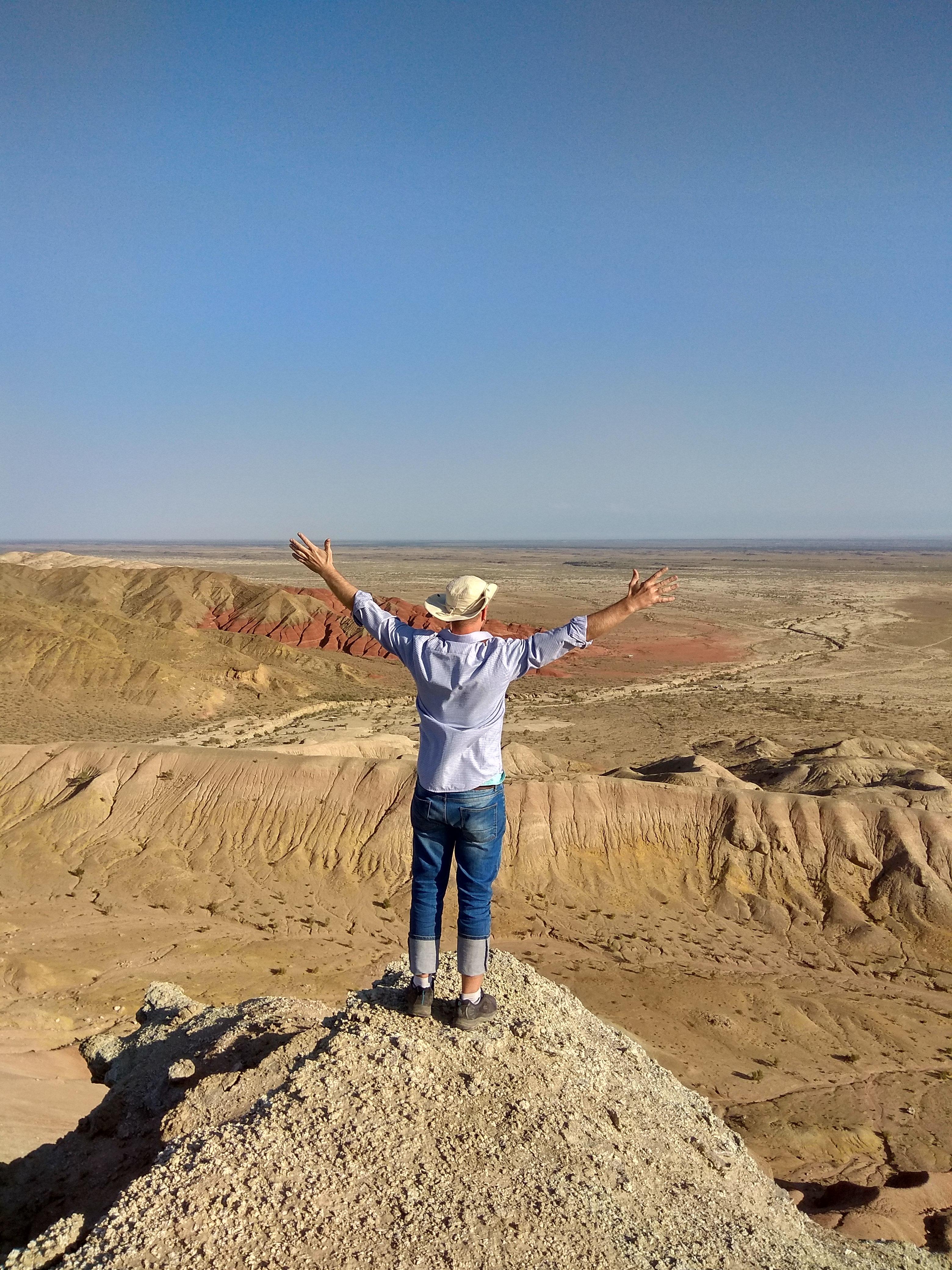 Altyn Emel National Park, Kazakhstan