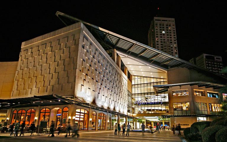 Ayala Center In Makati