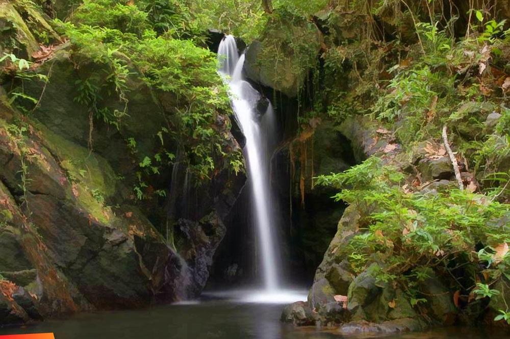 Cockscomb Waterfall